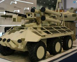 Технологии будущего: украинский боевой беспилотник «Фантом» стал сенсацией на выставке IDEX 2017
