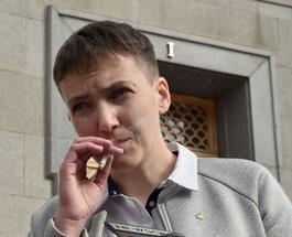 Надежда Савченко в АТО призывала бойцов дезертировать и идти на Киев свергать власть