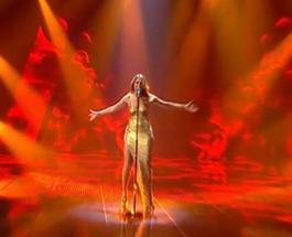 Евровидение 2017 в Украине: чувственная TAYANNA в стиле Копперфильда шокировала всех, потеряв платье