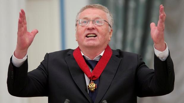Жириновский переизбран председателем ЛДПР