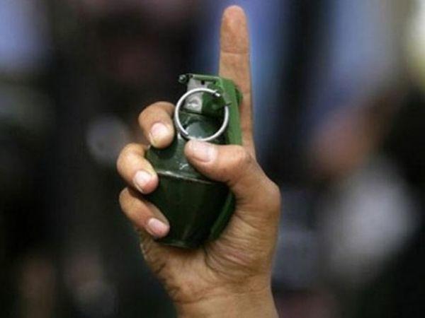ВЗапорожской области покупатель кинул гранату вокно магазина