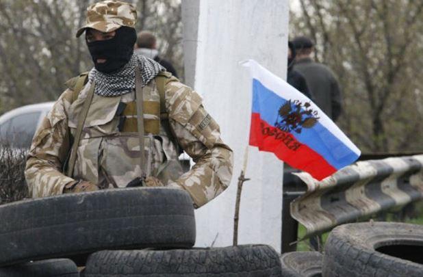 Боевики обстреляли позиции ВСУ навсех направлениях— АТО