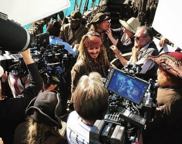 Вышел новый трейлер «Пиратов Карибского моря 5»— Грязный Депп