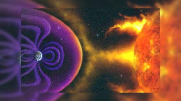 Ученые назвали причину разворота магнитного поля Земли