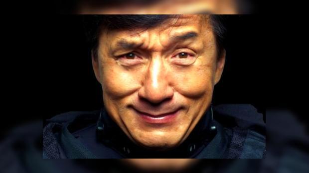Джеки Чан прослезился впрямом эфире