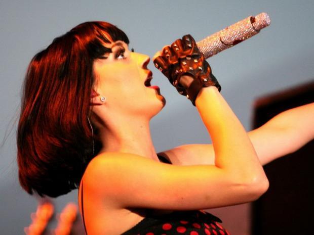 Кэти Перри представила новый трек, 1-ый задва года