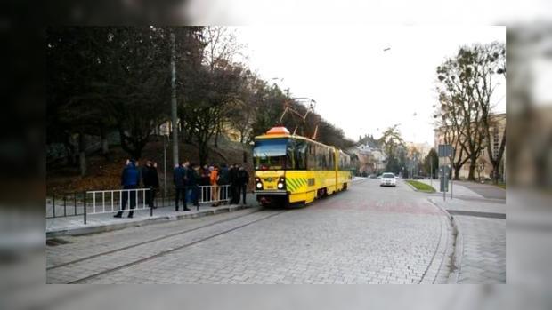 Украинский производитель поставит 15 трамвайных вагонов вЕгипет