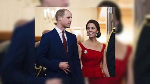 Кейт Миддлтон ипринц Уильям впервый раз  посетят Париж после смерти принцессы Дианы