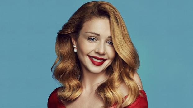 Тина Кароль выпустила «красный клип» коДню святого Валентина