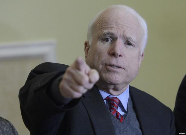 Маккейн: Обама был очень мягким сРоссией