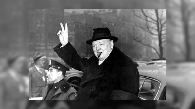 Черчилль знал осуществовании внеземной жизни