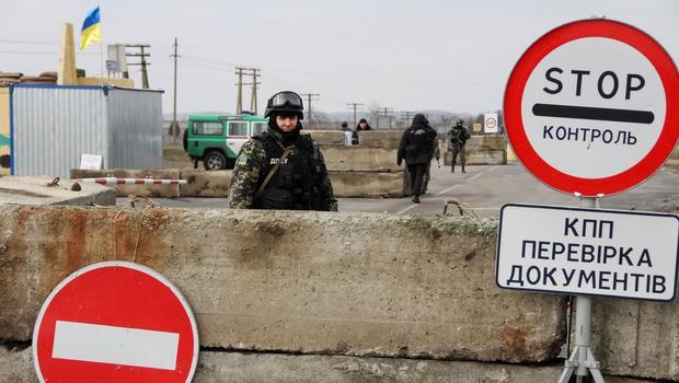 РФ подняла внебо вертолеты иаэростат награнице Крыма