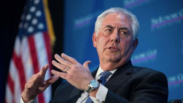 «Вопрос санкций необсуждался»: как прошла встреча Лаврова иТиллерсона