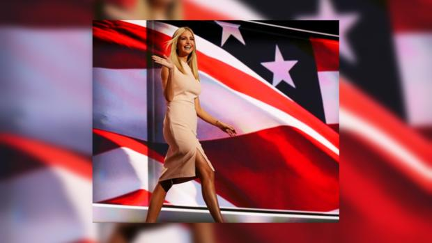 Супруга Трампа разделит кабинет вБелом доме сдочерью президента