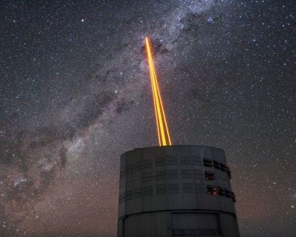 Чешские ученые создали мощный вмире лазер