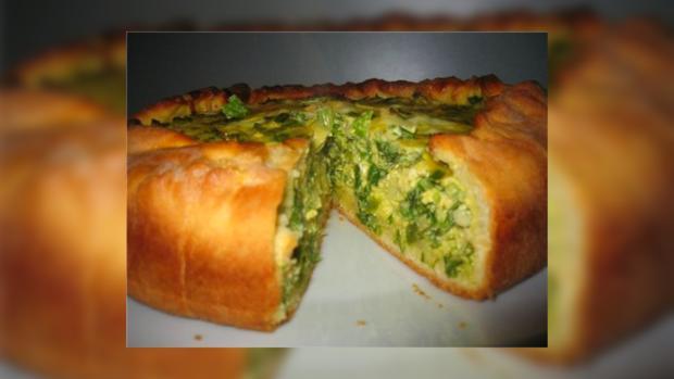 Пироги с яйцом и луком рецепт пошагово