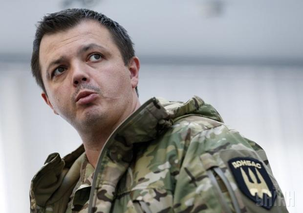 Народного депутата Семенченко вызывают вполицию из-за публикации фейковых документов