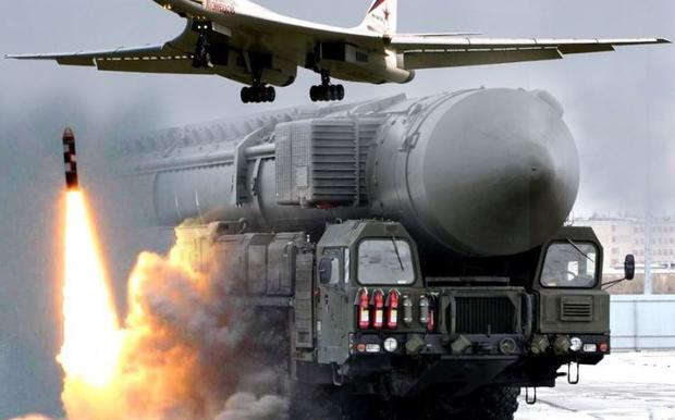 Новые русские ракеты смогут «разорвать» противоракетную оборону США— Рогозин