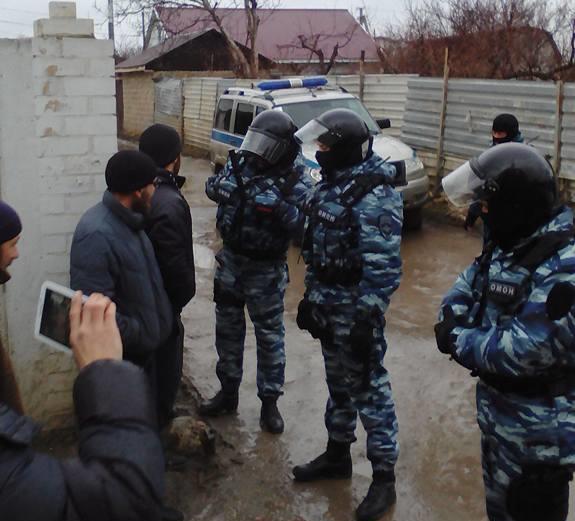 Воккупированном Крыму задержали 20 крымских татар