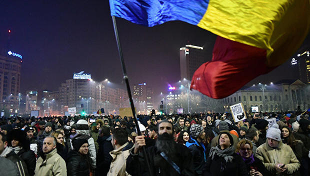 Парламент Румынии окончательно отменил распоряжение обамнистии коррупционеров