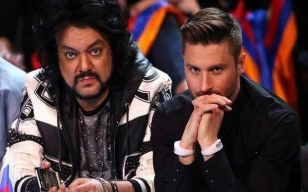 Киркоров призвал не посылать на«Евровидение» вукраинскую столицу участника от РФ