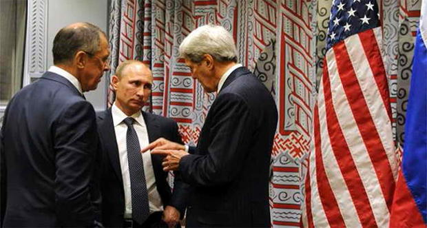 Число симпатизирующих Путину американцев достигло максимума с2003 года
