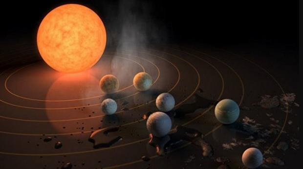 NASA предложило 3D-путешествие по буквально недавно открытой планете
