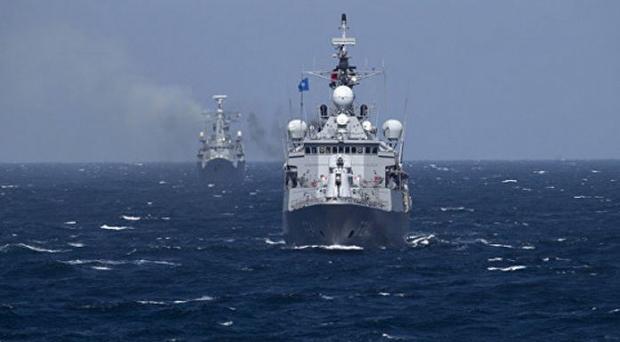Русские моряки поведали Путину онедружественном поведении судов НАТО вСирии