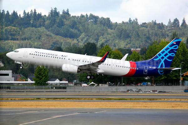 Летевший вИндонезию самолет вернулся в КНР из-за незакрытых дверей