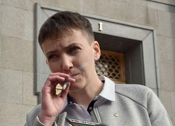 Депутат изпартии Порошенко обвинила Савченко впризывах кгосперевопроту