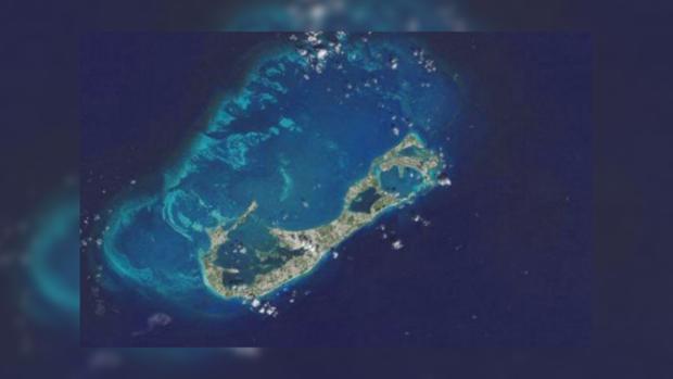 Ученые отыскали затонувший город около Бермудского треугольника