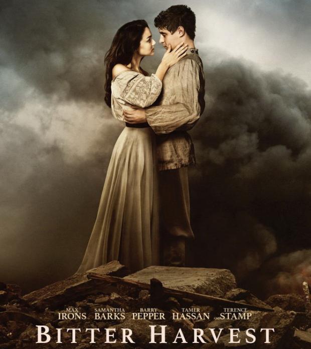 ВКиеве состоялась премьера первого англоязычного полнометражного фильма оГолодоморе «Гірки жнива»
