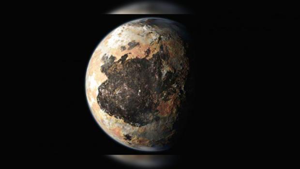 Ученые не исключают, что на Плутоне может зародиться жизнь