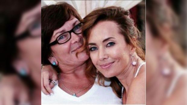 Мать  Жанны Фриске приятно преобразилась