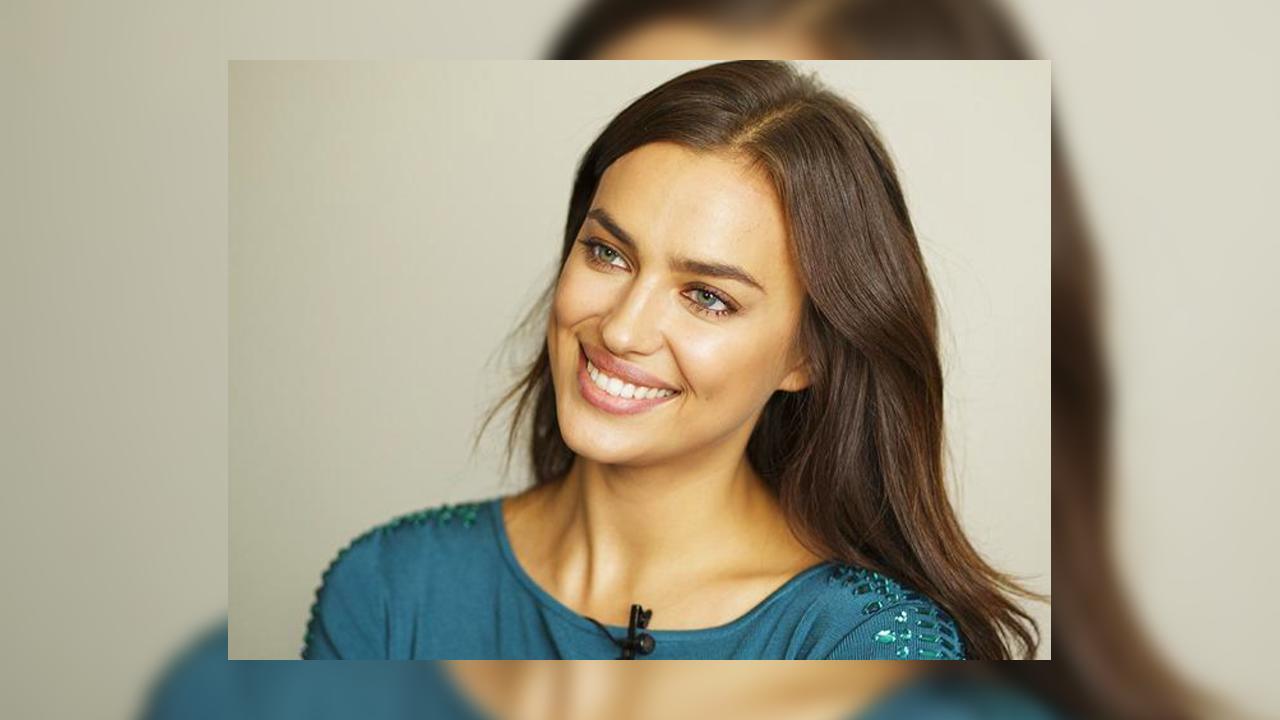 Беременная Ирина Шейк отправилась вДиснейленд