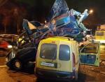 Смертельное ДТП в Киеве возле Берестейской 19 марта 2017 года
