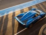 Китайский электрокар Nio побил рекорд скорости прохождения трассы Нюрбургринг