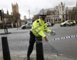 Перестрелка у Британского парламента: есть погибшие