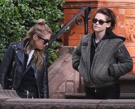 Кристен Стюарт и модель Стелла Максвелл не скрывают свои отношения