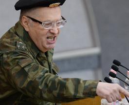 Жириновский пообещал