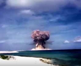 Белый дом США рассекретил данные об испытаниях ядерного оружия почти за 20 лет