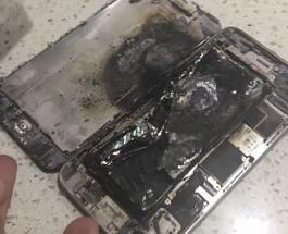 iPhone взорвался в руках: страшное видео ширится в сети