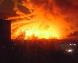 Балаклея: в эфире телеканала произошел взрыв