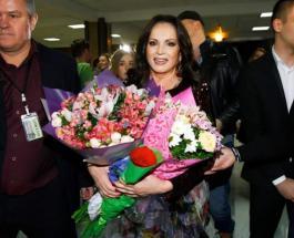 София Ротару блеснула на творческом вечере Руслана Квинты