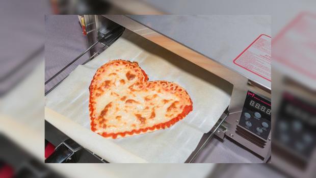 3D-принтер для печати пиццы разработали вАмерике