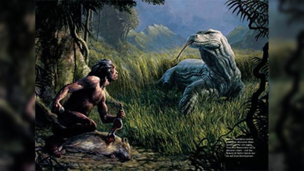 Ученые ошеломили, рассказав какие изсказочных существ существовали посути