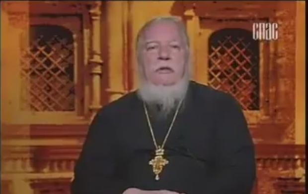 Русский священник объявил, что ВИЧ несуществует
