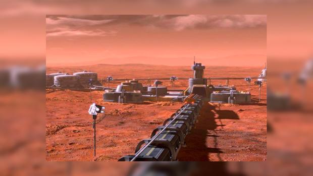 Ученые NASA планируют выращивать продукты питания наМарсе