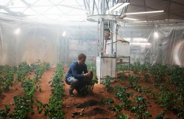 NASA сделает Марс приемлемым для жизни