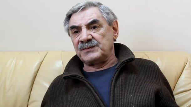 Донецк стоя приветствовал Науменко иПанкратова-Чёрного